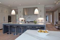 Vicente Burin Architects - contemporary - kitchen - new york - Vicente Burin Architects