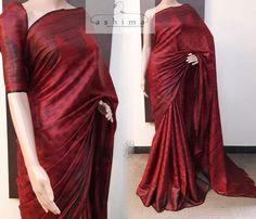 Code:0504170 - Tussar Silk Saree, Price INR:8990/-