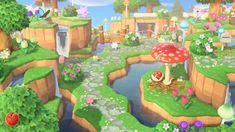 Animal Crossing Wild World, Animal Crossing Guide, Animal Crossing Villagers, Animal Crossing Pocket Camp, Island Theme, Motifs Animal, All Nature, Kawaii, New Leaf