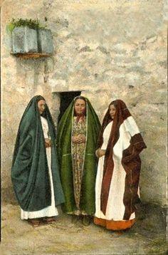 Women of Nazareth, Palestine