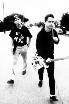 Mike and Billie
