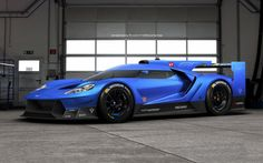 RC82 Workchop has rendered a Ford GT Le Mans Prototype based on the recently launched 2016 Ford GT. See it here!