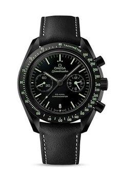 OMEGA Speedmaster Moonwatch 'Dark Side of the Moon' Chronograph Watch