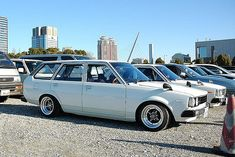 toyota Corolla E70. I love old school toyota's
