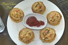 Madhu's Cooking And Crafts: Paneer & Cheese Discs