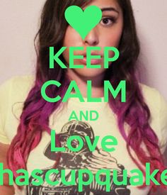 Subscribe to her channel it is I has cupquake