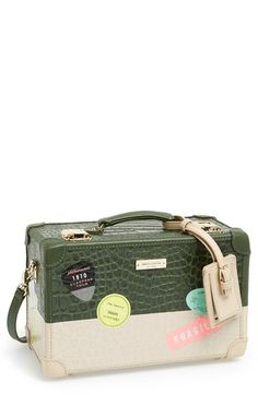 kate spade new york 'smoke and mirrors - corbin' clutch | Nordstrom