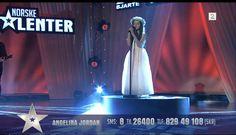 Angelina Jordan Astar - Bang Bang