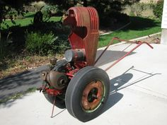 David Bradley with Continental Engine need info. - posted in David Bradley… Old Farm Equipment, Garden Equipment, Small Garden Tractor, Walk Behind Tractor, Old Garden Tools, Engine Repair, Tractor Parts, Outdoor Tools, Small Engine