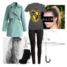 """Rikki"" by shaybot12 ❤ liked on Polyvore featuring Chicwish, Kate Spade, H&M and Fahrenheit"
