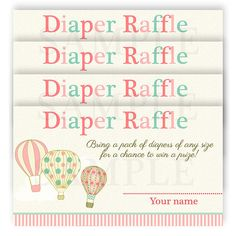 Hey, I found this really awesome Etsy listing at https://www.etsy.com/listing/196817494/hot-air-balloon-diaper-raffle-hot-air