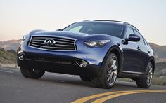 I have loved this model since it first was introduced...it gets better and better with each year. Infiniti Fx35, Nissan, Automobile, Sporty, Vehicles, Materialistic, Lust, Cars, Architecture