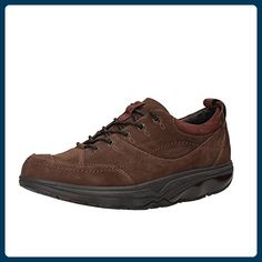 1e9105b4234ec MBT Sneakers Damen 4 UK / 37 EU Braun Nubukleder - Sportschuhe für frauen  (*Partner-Link)