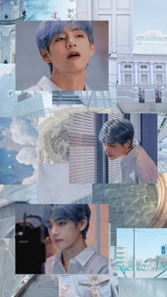 Best Information Taehyung Aesthetic Wallpaper : Wallpaper Kim Taehyung Taehyung Aesthetic Wallpaper Wallpaper Kim Taehyung - Blue aesthetic wallpaper with Kim Taehyung from BTS - Bts Aesthetic Wallpaper For Phone, Aesthetic Pastel Wallpaper, Aesthetic Wallpapers, Bts Wallpapers, Bts Backgrounds, Kim Taehyung, Bts Jungkook, V Bts Cute, Bts Aesthetic Pictures