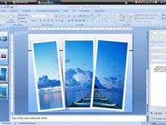 PowerPoint - efeitos especiais para imagens