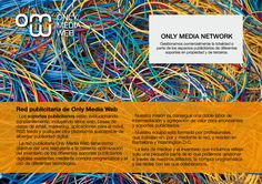 Redes Only Media Web  Marketing Online Media Web, Marketing Digital, Advertising Agency, Parts Of The Mass