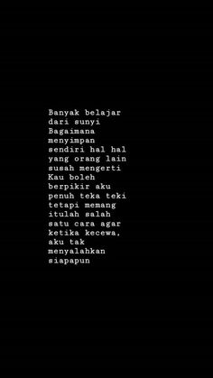 Quotes Rindu, Quotes Lucu, Cinta Quotes, Quotes Galau, Text Quotes, Mood Quotes, Daily Quotes, Funny Quotes, Life Quotes