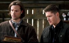Supernatural season 10 finale spoilers. Click through to feel the feels.