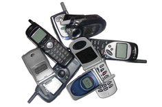 Lempar Ponsel Anda di Mobile Phone Throwing Championships