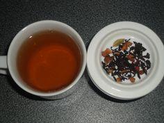 Día 195: Té Negro Galleta de Naranja de Bonisimo por Mi Taza de Té