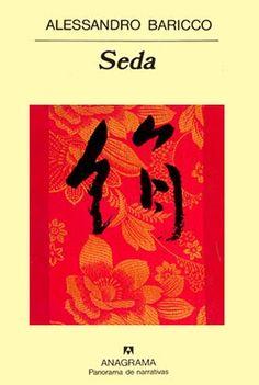 SEDA: Novela ambientada en Japón, narra los conflictos emocionales de su protagonista, Hervé Joncour. Un libro cortito pero intenso.