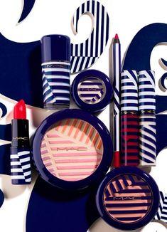 MAC Hey, Sailor Collection...classic summer beauty! #MAC #Maccosmetics