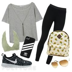 cute outfits with leggings polyvore wwwpixsharkcom
