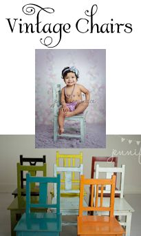 intuition backgrounds by becky gregory — vintage chairs  #IntuitionBackgroundsPickMe