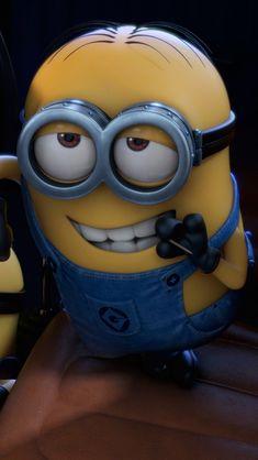 We luv them Minion Rock, Minion Gif, Funny Minion Memes, Minions Love, Minions Despicable Me, Evil Minions, Cute Minions Wallpaper, Minion Wallpaper Iphone, Cute Disney Wallpaper