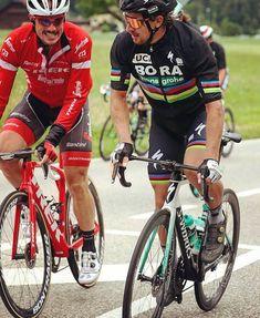 John Degenkolb, Peter Sagan Tour de Suisse 2018