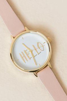 Emily Hello Watch
