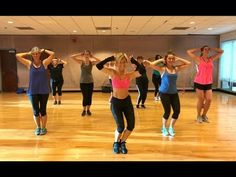 """BOOTY"" JLo feat Pitbull – Dance Fitness Workout Valeo Club – Exercises and Fitness Dance Workout Videos, Zumba Videos, Dance Videos, Zumba Fitness, Dance Fitness, Happy Pharrell, Strength Training Women, Zumba Routines, Fitness Studio"