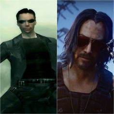 The Evolution Of Keanu Reeves In Video Games, Leading Up To Cyberpunk 2077 At 2019 Action Movie Stars, Action Movies, Cd Project Red, How To Look Pretty, How To Look Better, New Netflix Movies, Loose Weight Fast, Motion Capture, Cyberpunk 2077