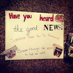 How im asking someone to homecoming prom homecoming someone asked you to prom read the articles to find out who use news articles that you were in note it helps to have actually been in ccuart Images