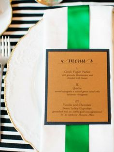 Oh So Beautiful Paper: Wedding Stationery Inspiration: Emerald
