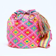 Hermosa Wayuu Bag | Limited Edition - Wayuu Tribe
