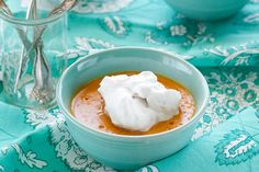 This carrot cake inspired pudding could aid in digestion due to the presence of kuzu in its delightful blend.