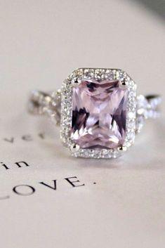 Vivid Sapphire Engagement Rings ❤ See more: http://www.weddingforward.com/sapphire-engagement-rings/ #weddings #ringly #weddingring #sapphireengagementrings #weddingrings