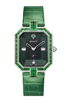Graff watches are an extraordinary pairing of ingenious design and rare diamonds & gemstones. Discover the world's finest men's and ladies timepieces. Gold Watches Women, Rose Gold Watches, Ladies Watches, Amazing Watches, Cool Watches, Rare Diamonds, Eagle Watch, Ring Watch, Expensive Watches