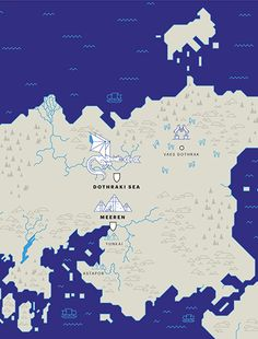 A brand new map of game of thrones for entertainment weekly the rea visual blog de arte y diseo game of thrones map un proyecto de relajaelcoco gumiabroncs Images