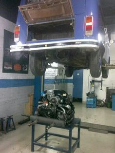 VW T2 engine