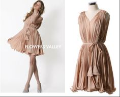 Not in this shade though. Bridesmaid Dress / Romantic / Dresses /Fairy /