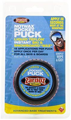 98d351a258 Zardoz NOTwax 15g with Pocket Puck Applicator Zardoz NOTwax  http   www.amazon