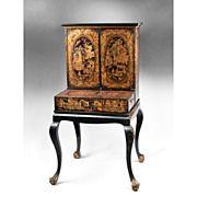 19th C. Louis XV Bronze Mounted Inlaid Bureau Plat or Partners Writing Desk