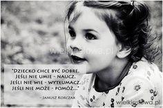 Dziecko chce być dobre…