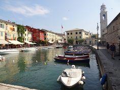 Lake Garda, Lazise,Italy Garda Italy, Italy Summer, Lake Garda, Holiday Destinations, Verona, Dream Vacations, Venice, Flow, Country