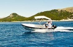 Ohne Bootsführerschein, Cala Ratjada | Star-Boat Mallorca