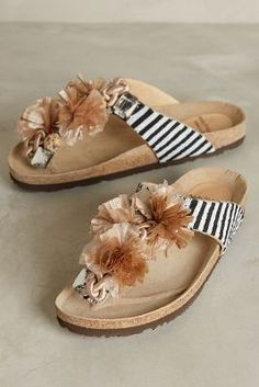 Maliparmi Giardini Sandals Black
