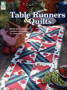 Table Runners & Quilts