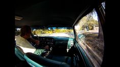Going through the gears! In the 1966 OHC SPRINT 6 PONTIAC LEMANS.